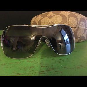 Coach Vail Sunglasses (black)